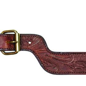 1850B_Smokechaser Belt-Tan